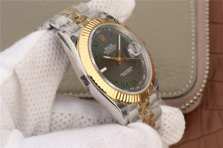 Replica Rolex Datejust II QR Code