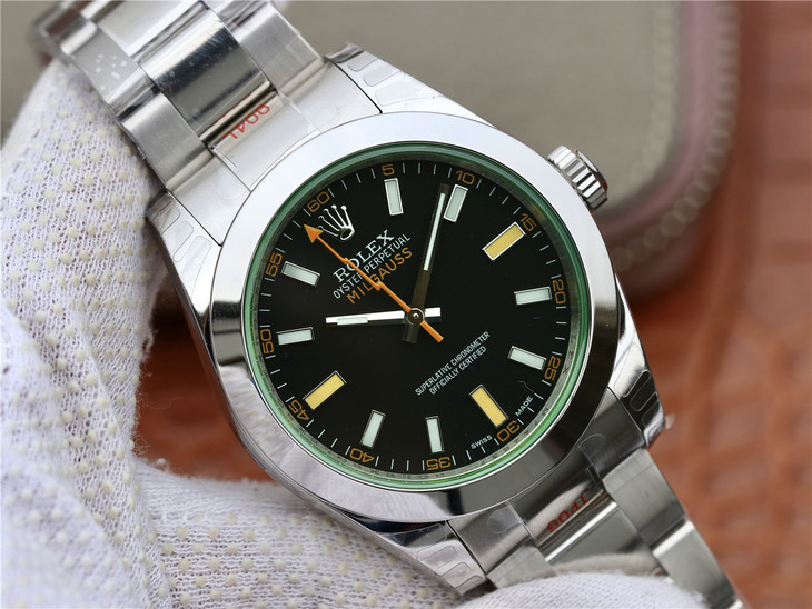 Replica Rolex Milgauss 116400