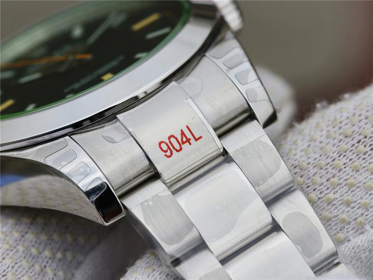 Replica Rolex Milgauss Bracelet