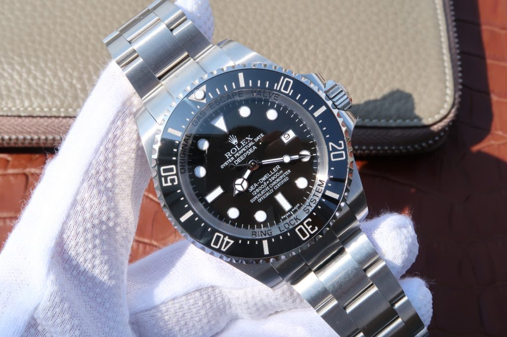 Replica Rolex Sea-Dweller Deepsea 116660