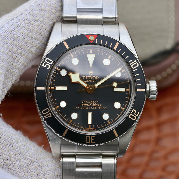 Replica Tudor Black Bay Shield 39mm