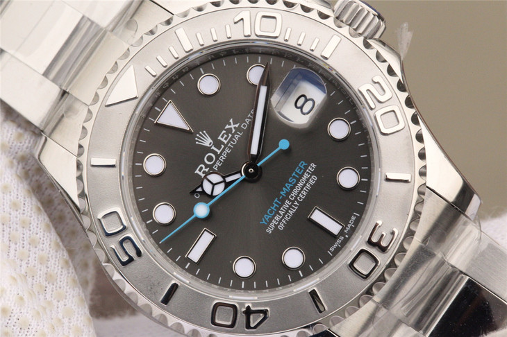 Rolex Rolex YachtMaster Grey Dial