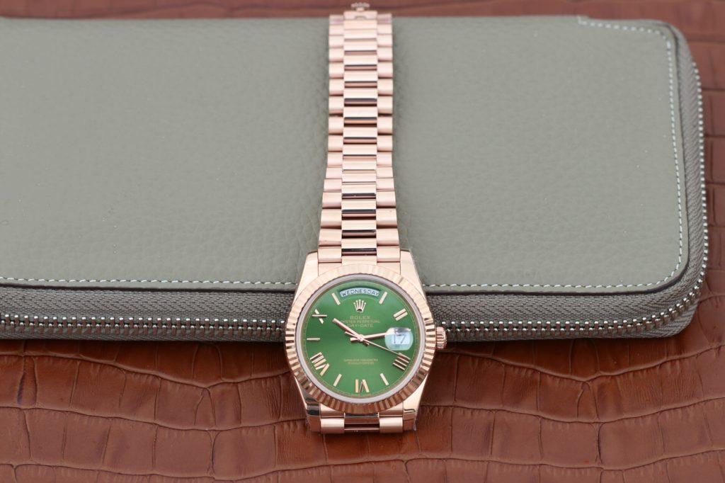 Noob Replica Rolex Day Date 40mm Watch