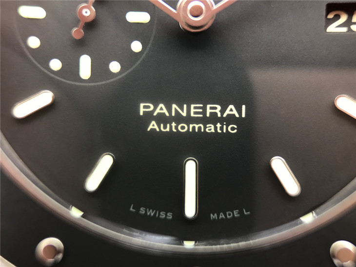 Panerai Automatic Printings