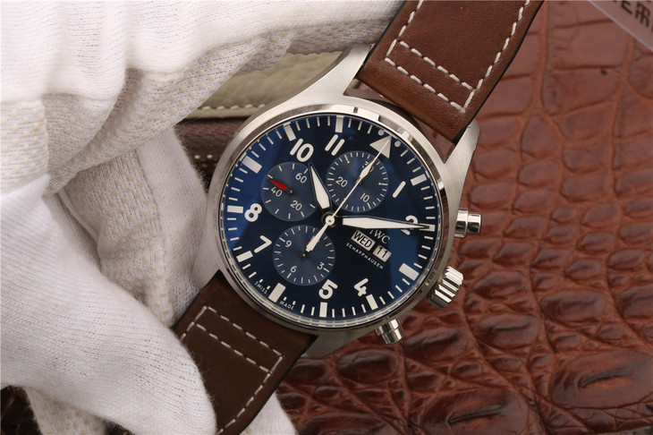 Replica IWC Pilot Chrono Watch