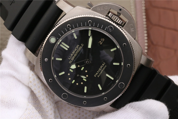 Replica Panerai Luminor Submersible Amagnetic