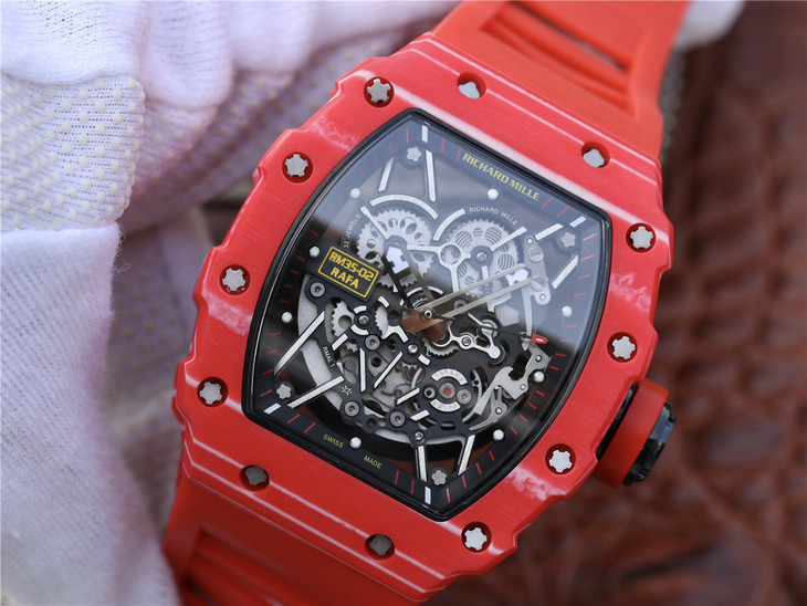 Replica Richard Mille RM035-02 Carbon