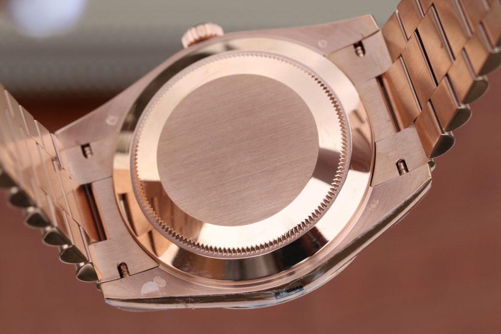Replica Rolex Day Date Case Back