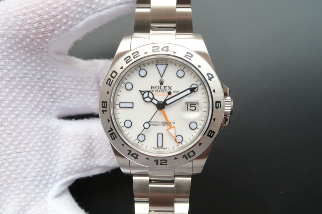 Replica Rolex Explorer II 216570