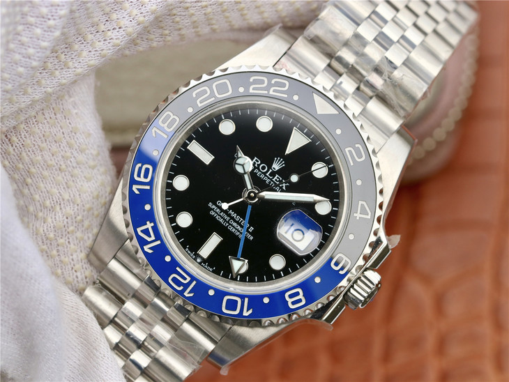 Replica Rolex GMT-Master II From EW Factory
