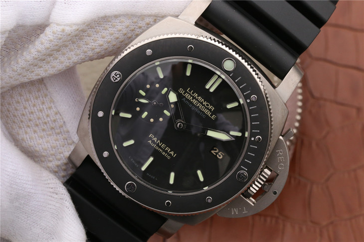VS Factory Replica Panerai PAM 389