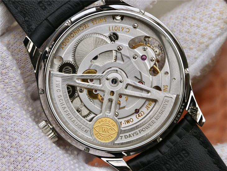 IW5463 Tourbillon Movement