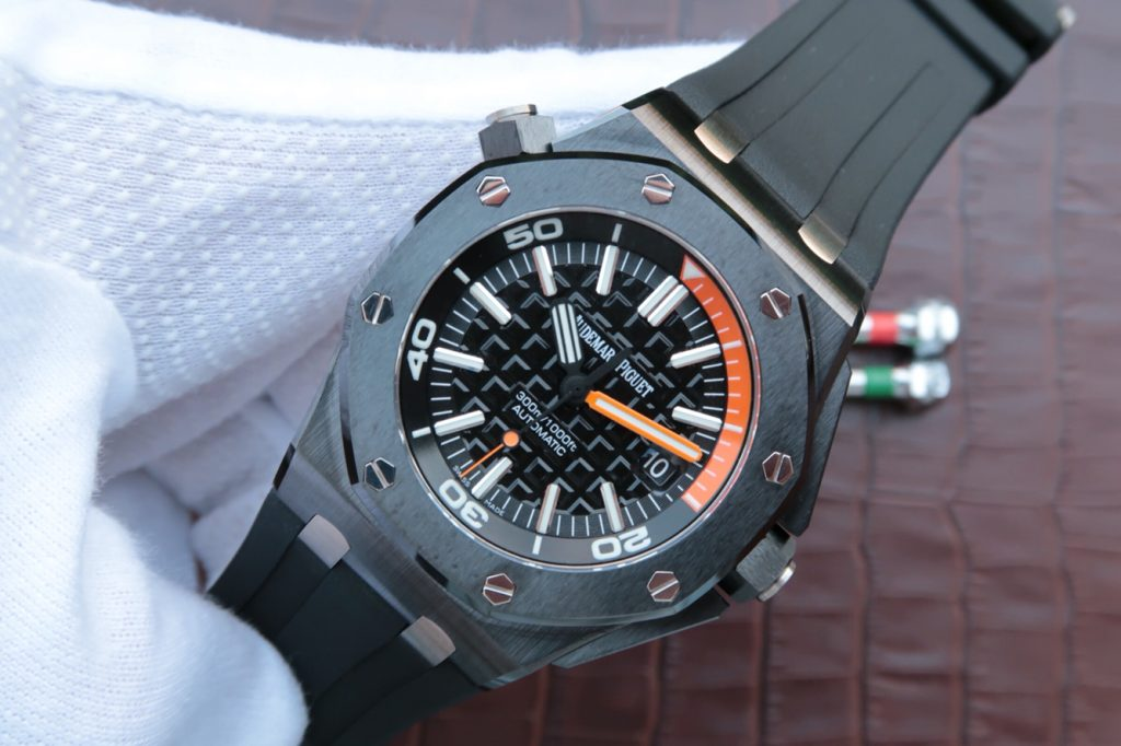 JF Factory Replica Audemars Piguet Royal Oak Diver