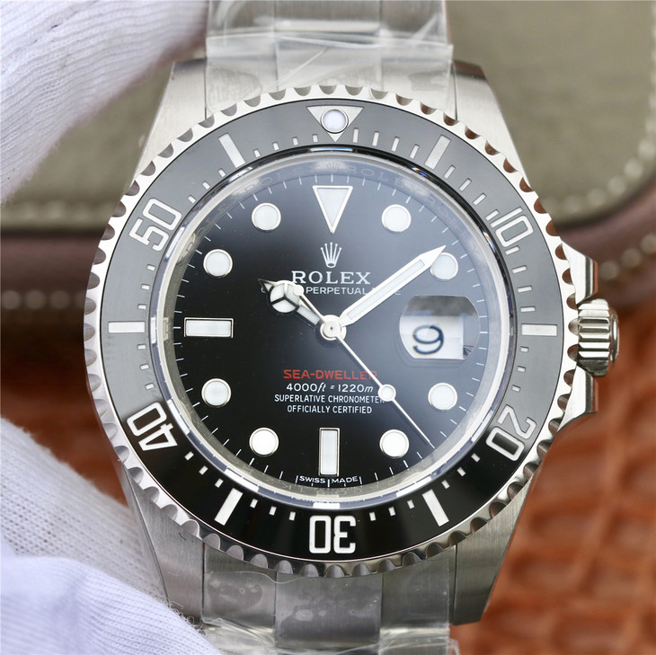 Noob Replica Rolex Sea-Dweller 126600