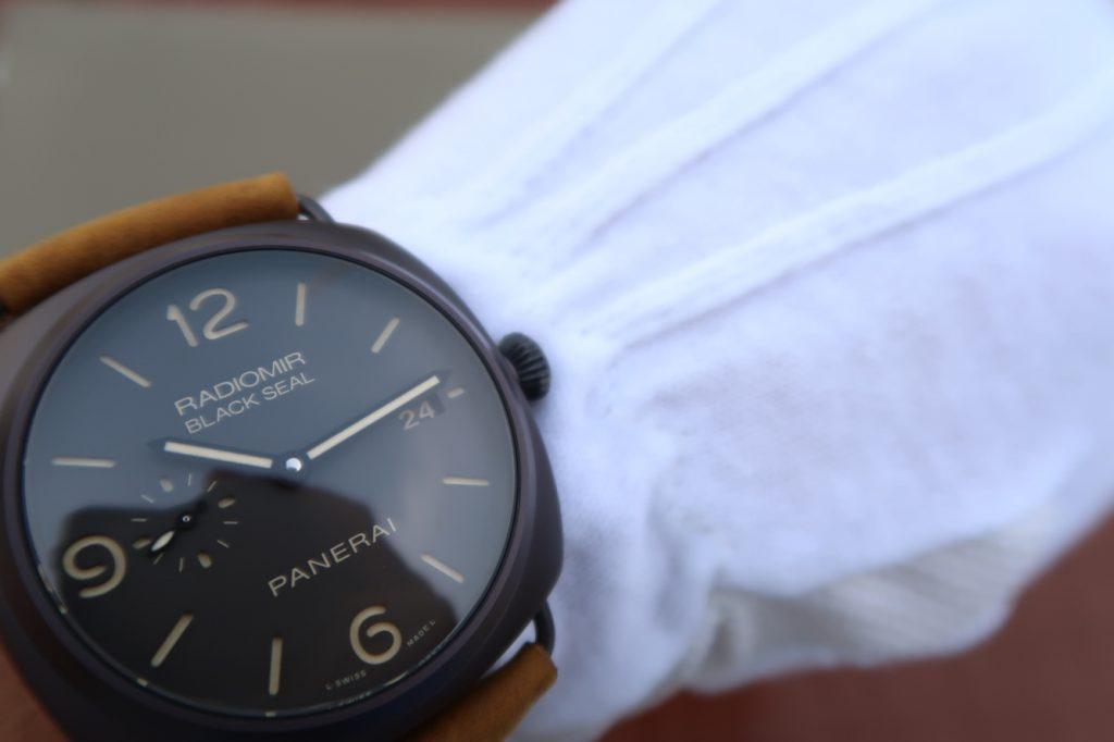 PAM 505 Wrist Shot