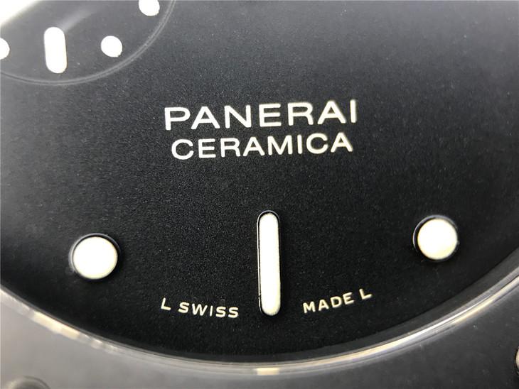 PANERAI CERAMICA Dial Printings