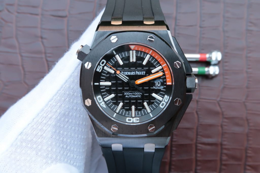 Replica Audemars Piguet Royal Oak Diver 15707