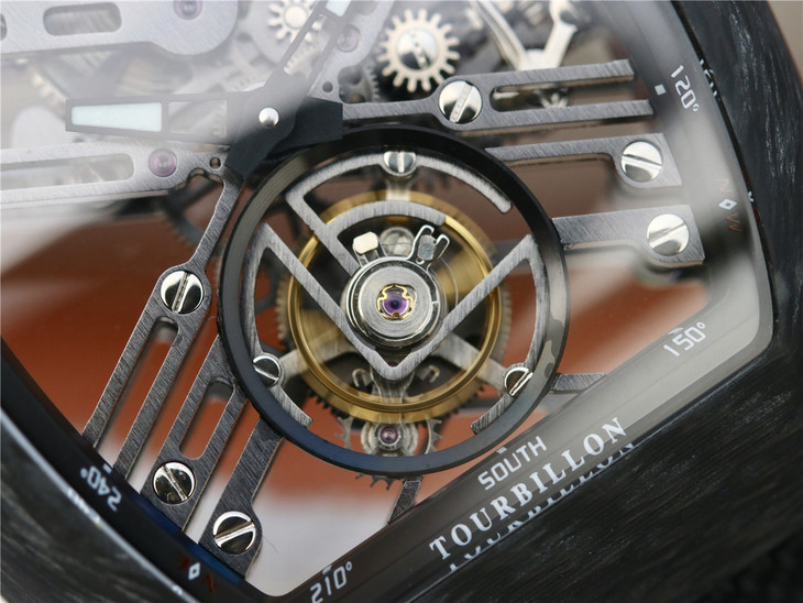 Replica Franck Muller Fake Tourbillon Window