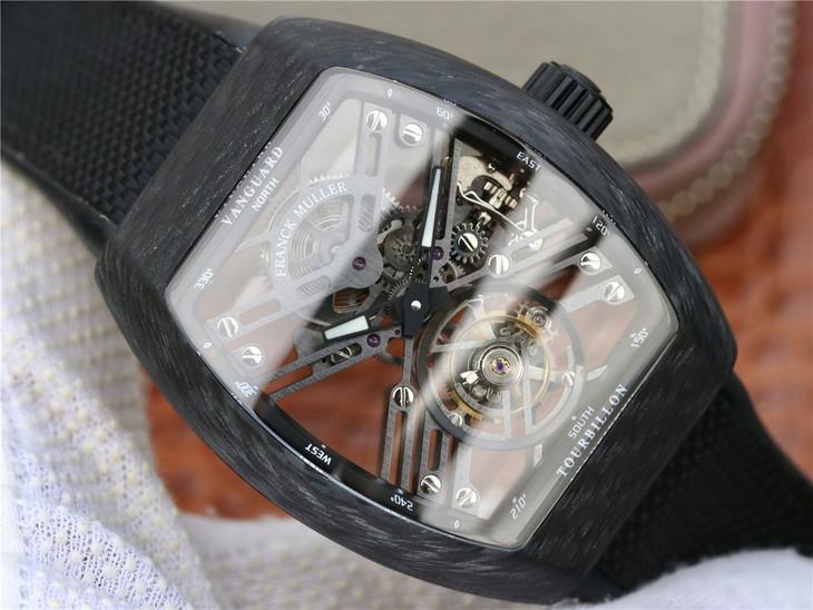 Replica Franck Muller V45 T SQT