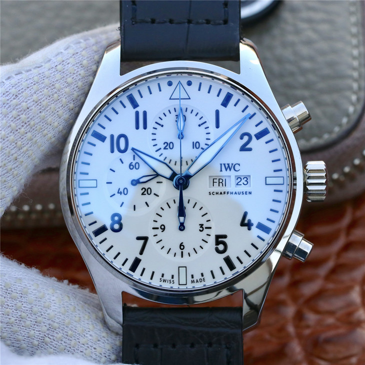 Replica IWC Pilot Chrono 150 Years
