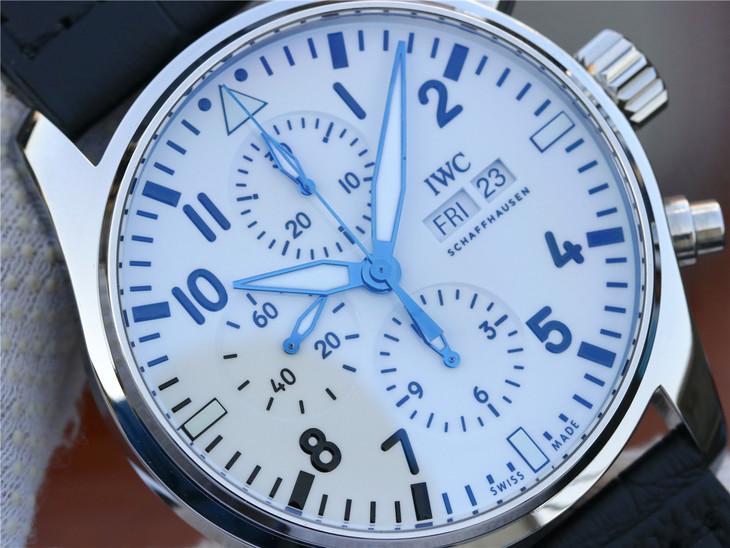 Replica IWC Pilot White Dial