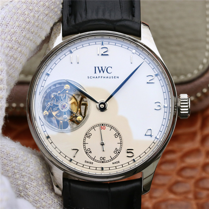 Replica IWC Portuguese Tourbillon Watch