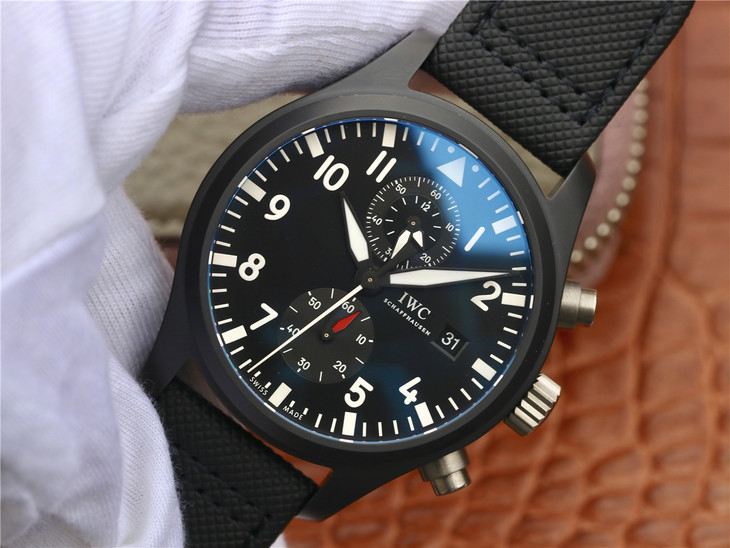 Replica IWC Top Gun Ceramic