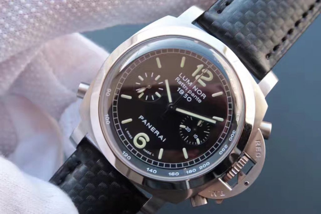 Replica Panerai Luminor Rattrapante Watch
