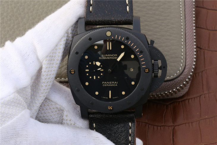 Replica Panerai Luminor Submersible PAM 508