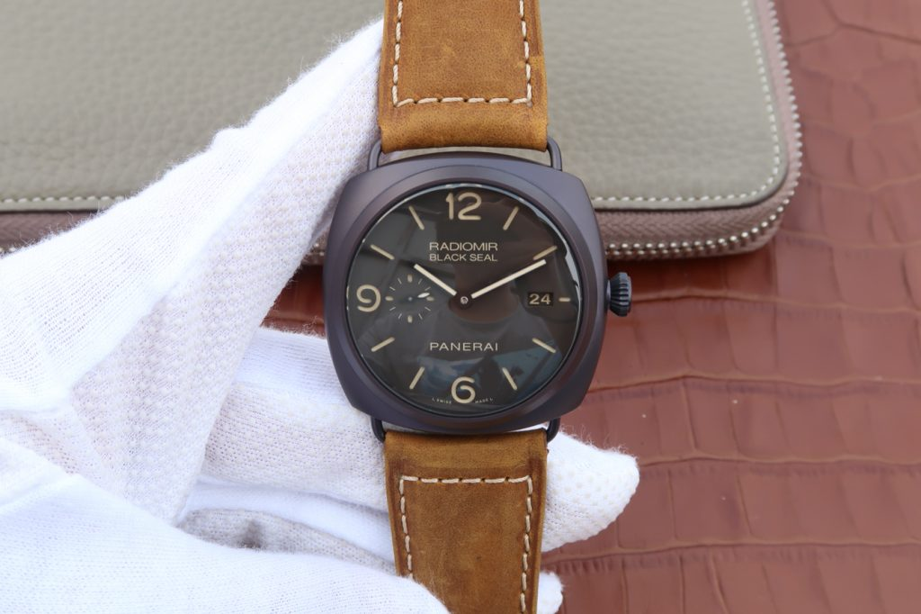Replica Panerai Radiomir Black Seal