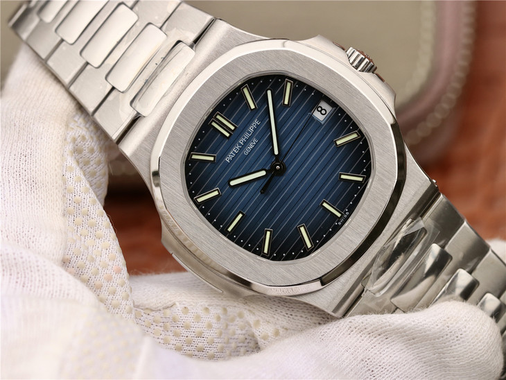 Replica Patek Philippe Nautilus Stainless Steel