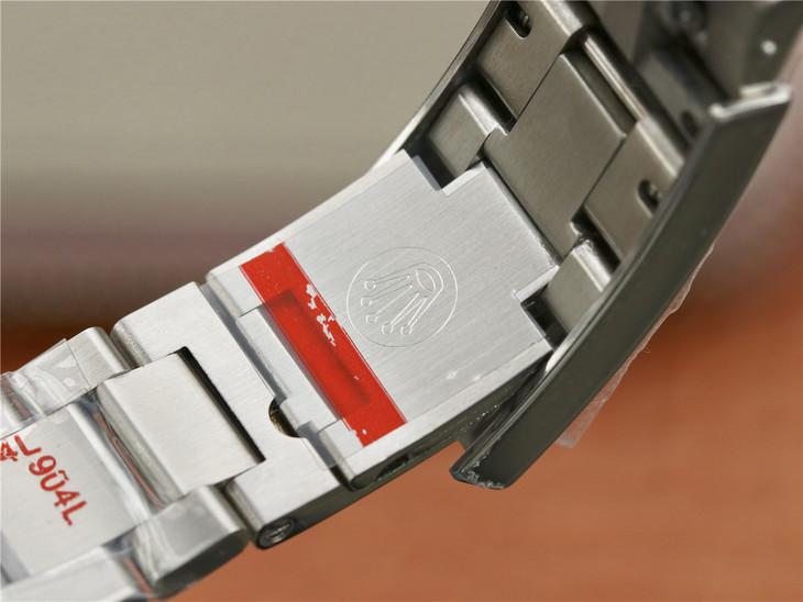 Rolex Emblam on Clasp