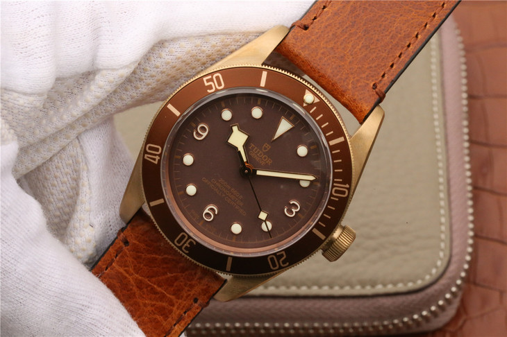 Tudor Bronze Replica Watch