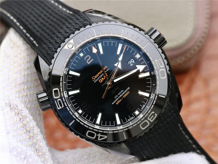 VSF Replica Omega Deep Black