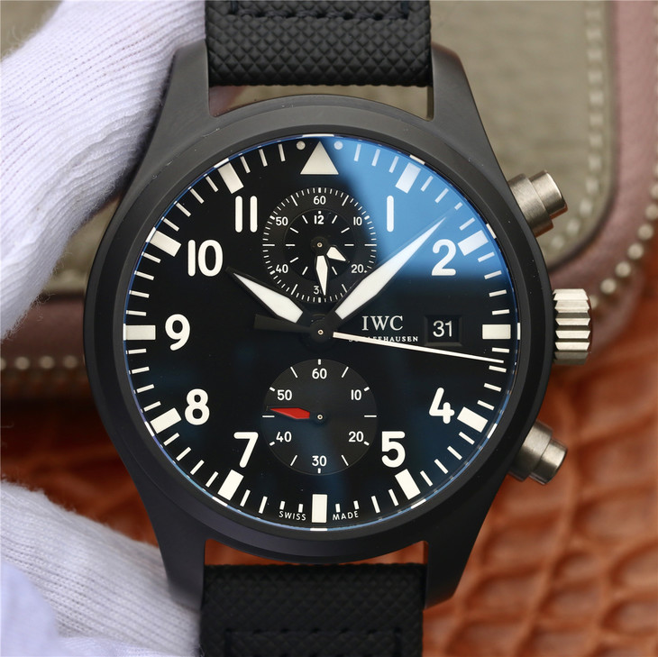 ZF Replica IWC Pilot Top Gun