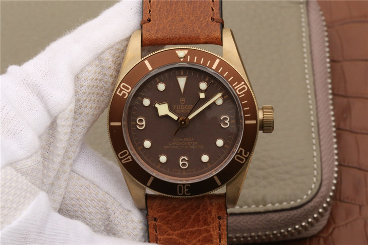 ZF Replica Tudor Black Bay Bronze