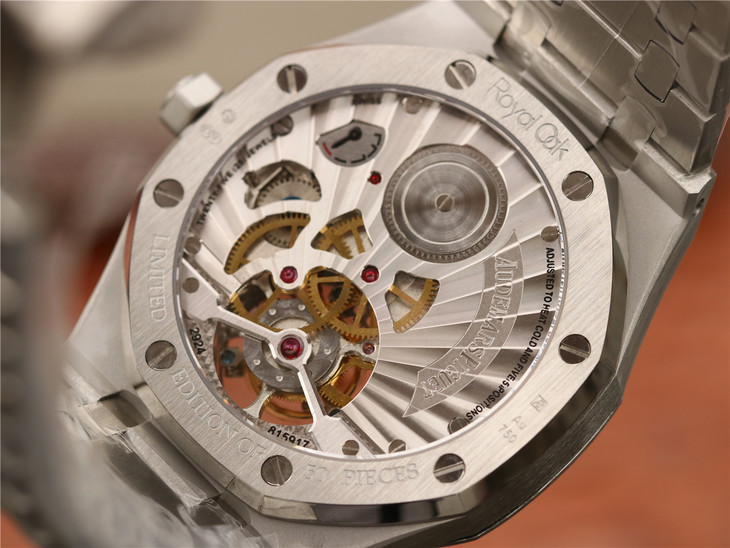 Audemars Piguet 26510 Sea-Gull Tourbillon Hand Winding