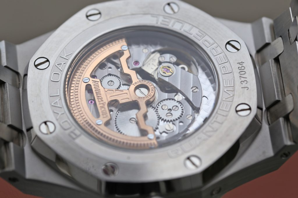 Audemars Piguet 26574 Crystal Back