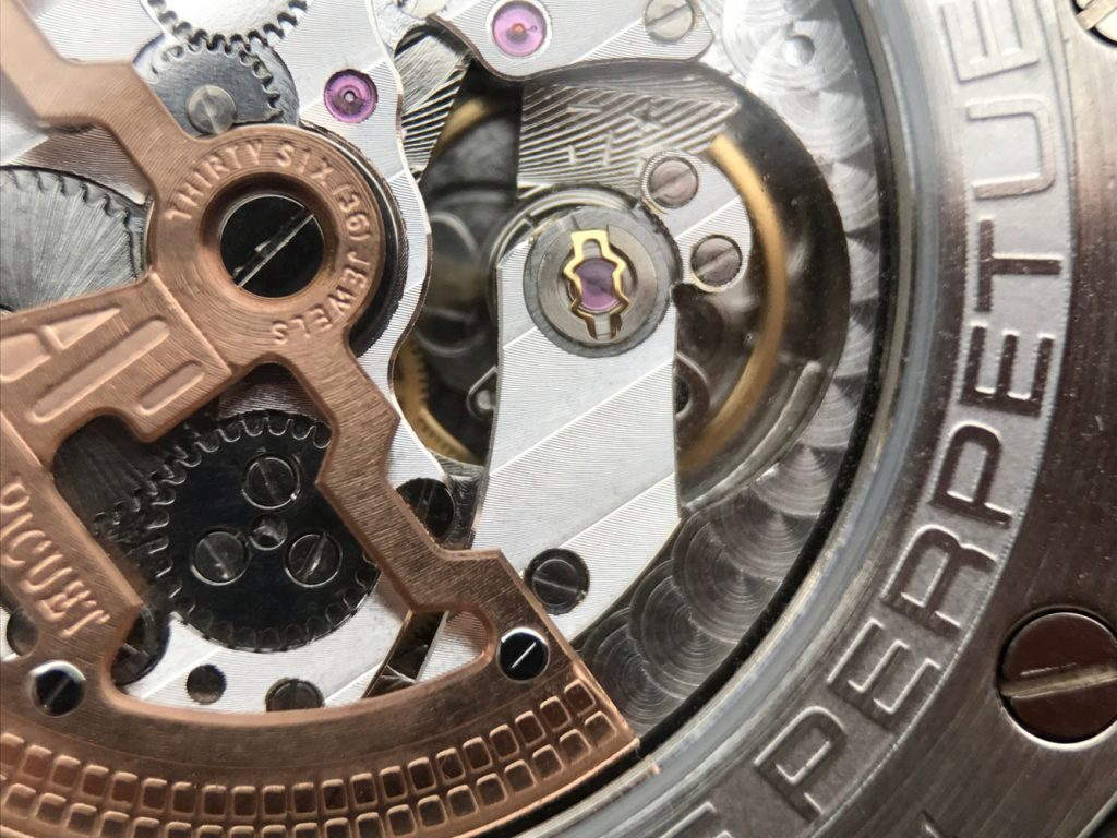 Audemars Piguet Balance Wheel