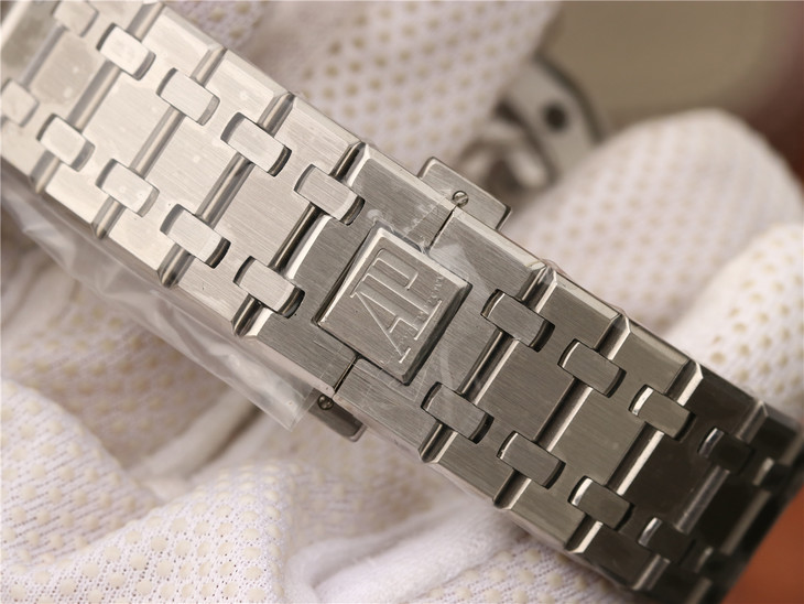 Audemars Piguet Logo on Bracelet