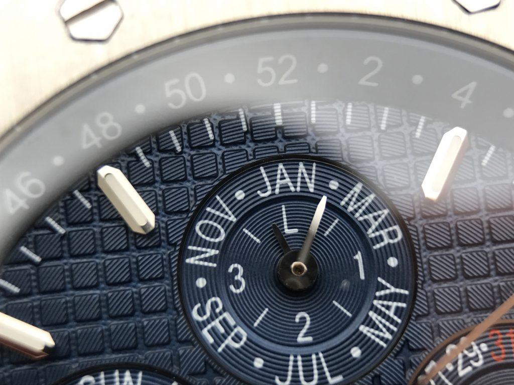 Audemars Piguet Month Dial