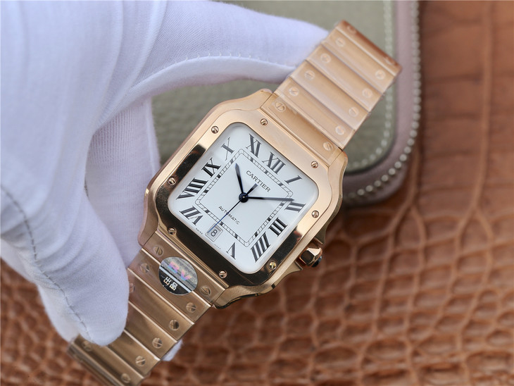Cartier Santos 100 XL Replica