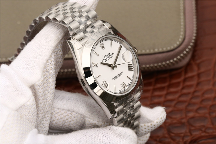 Datejust Steel Case