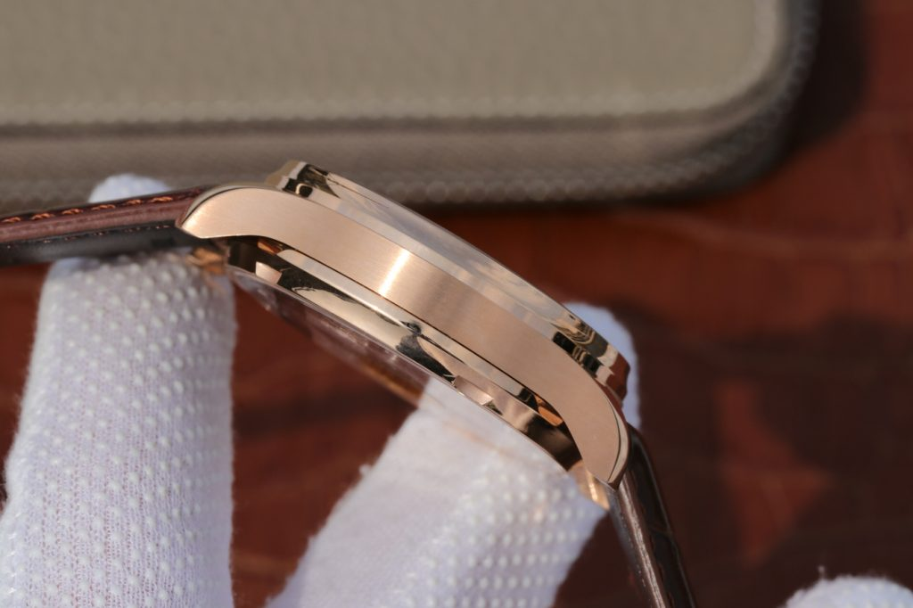 IW500701 Rose Gold Case
