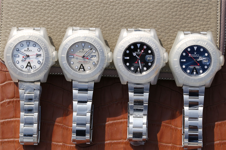 JF Factory Rolex Yacht-Master Watch Collection 1