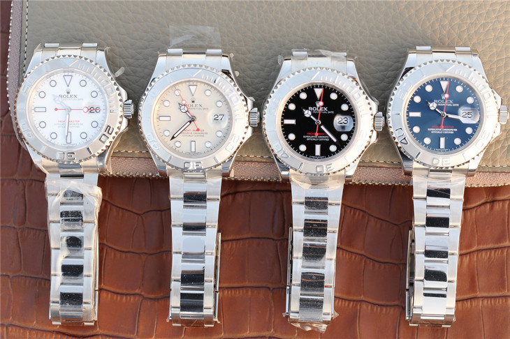 JF Factory Rolex Yacht-Master Watch Collection