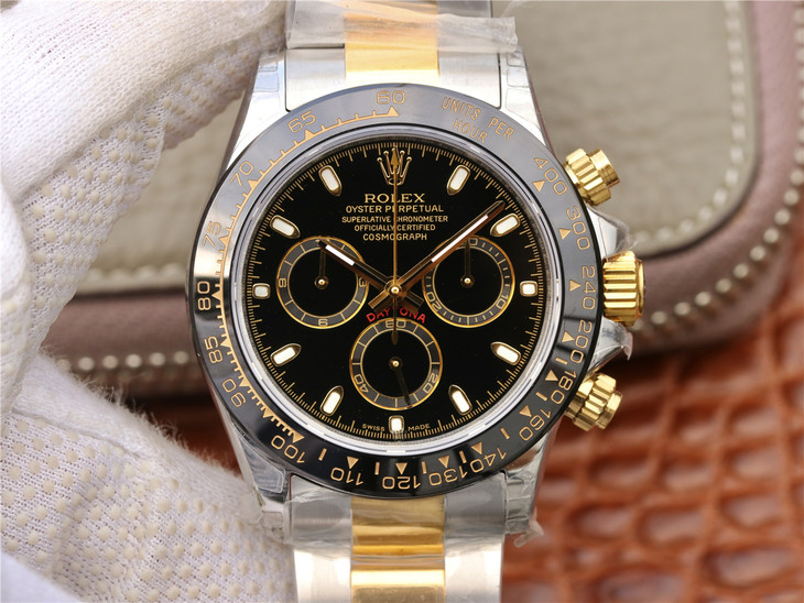 JH Factory Replica Rolex Daytona