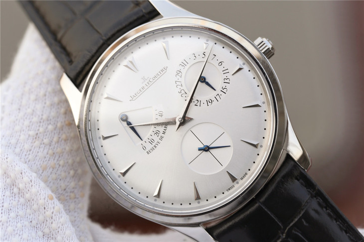Jaeger LeCoultre Master Silver Dial