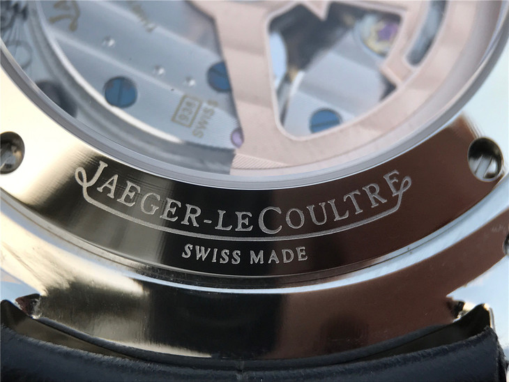 Jaeger LeCoultre Swiss Made