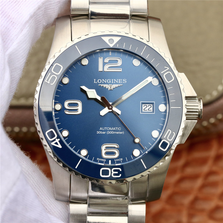 Longines Conquest Blue